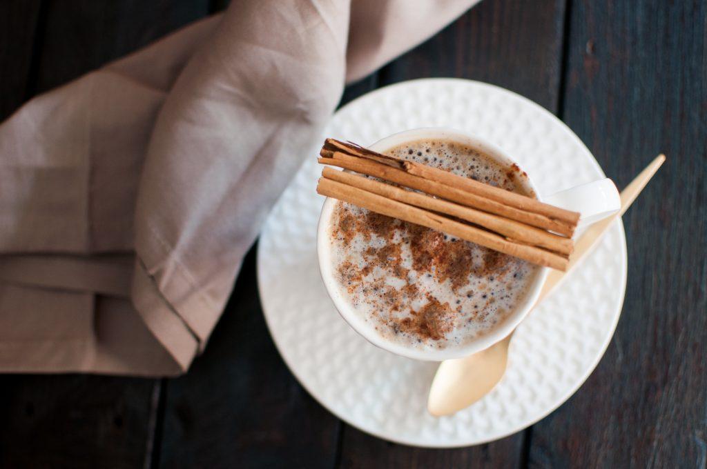 Winter Coffee Drinks