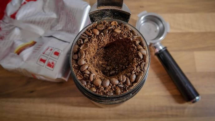 Coffee Grinder for French Press