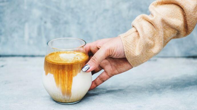 winter coffee recipes