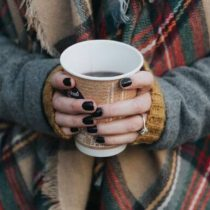 how to keep coffee warm